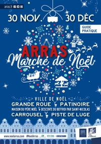 Marché De Noel Arras 2019.Infos Pratiques Marché De Noël Arras